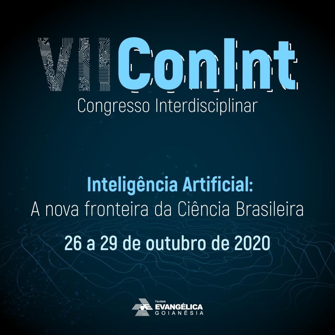 Visualizar v. 5 n. 1 (2020): XI Congresso Interdisciplinar - Inteligência Artificial: A Nova Fronteira da Ciência Brasileira - ISSN: 2595-7732