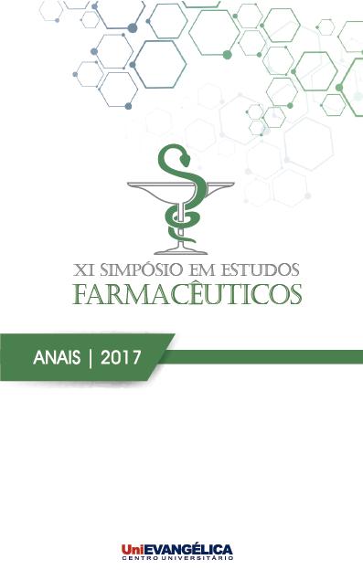 Visualizar v. 11 (2017): Anais do XI Simpósio em Estudos Farmacêuticos