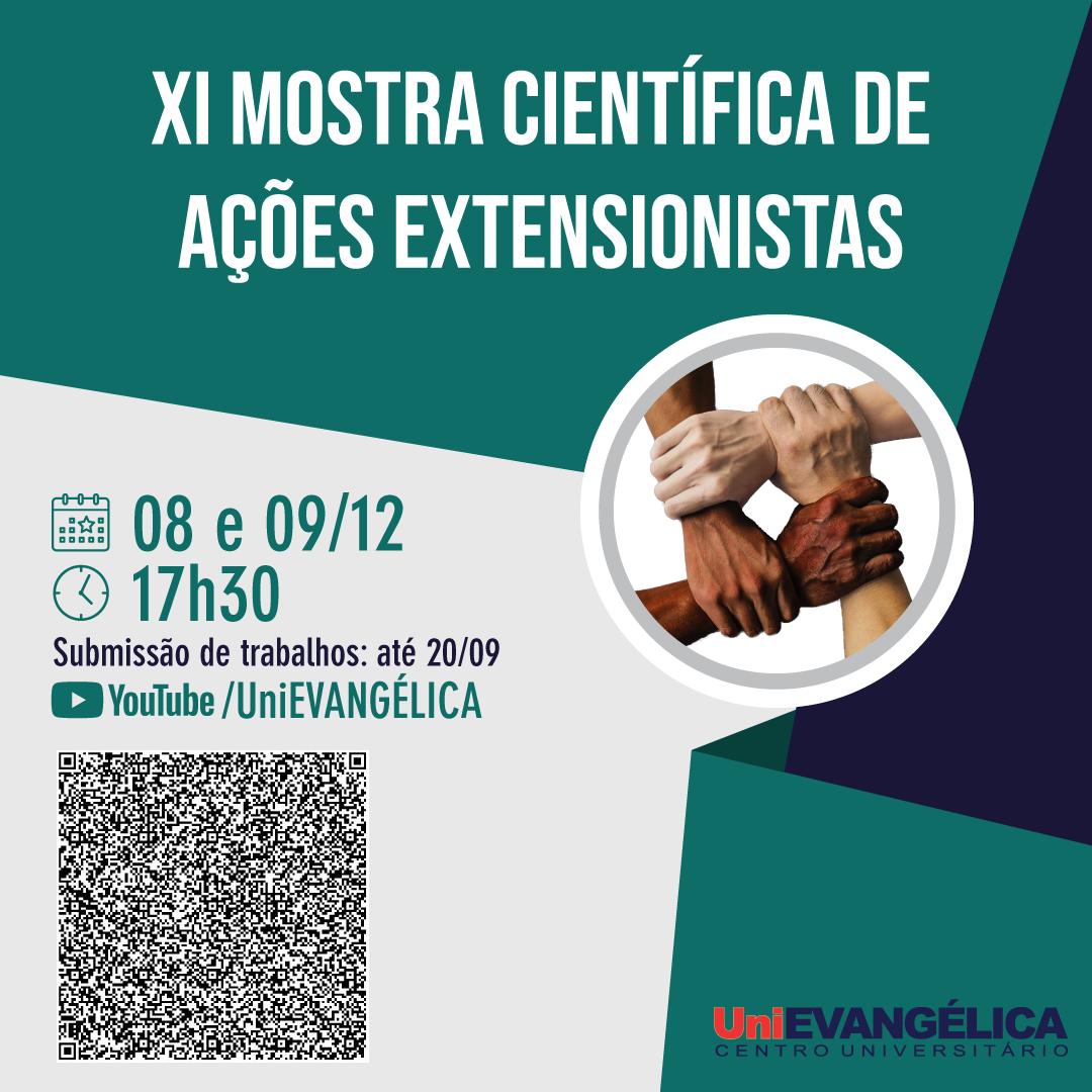 Visualizar v. 5 n. 1 (2020): XI Mostra Científica de Ações Extensionistas